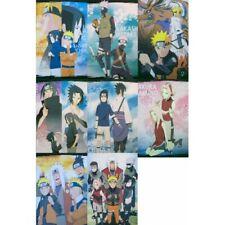 8 Posters Naruto