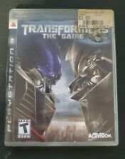Transformers the Game Sony PlayStation 3 PS3 Complete Game