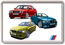 Aimant de réfrigérateur - BMW M3 Art (E30,E36,E46) - Large
