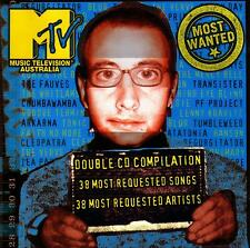 MTV AUSTRALIA - THE MOST REQUESTED SONGS / VARIOUS ARTISTS - 2 CD SET