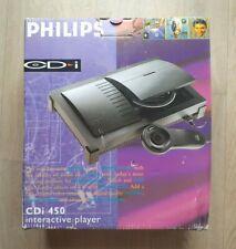 Pack Console Philips CDi 450 Interactive Player + Manette + Câbles - Bon Etat