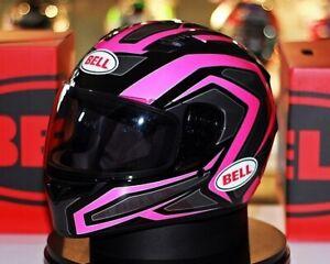 Bell Qualifier (Machine Black/Pink)