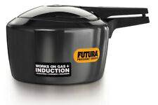 Futura 3 Ltr Hard Anodised Induction Base Pressure Cooker IFP30 By Hawkins