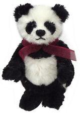 Clemens Panda Miniatur Teddy Mohair *** MUST HAVE ***