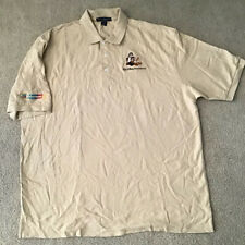 Cast Member Walt Disney Entertainment Polo Shirt 2Xl Chip & Dale Costuming