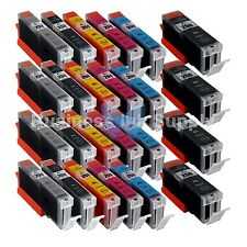 24* PK Canon PGI-250XL CLI-251XL Compatible Ink Cartridge PGI-250 CLI-251 4x6PK