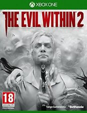 Xbox One The Evil Within 2 Nuevo Precintado Pal España