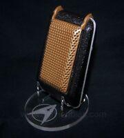 1 x Acrylic Display STAND - Diamond Select Star Trek Classic Communicator Prop