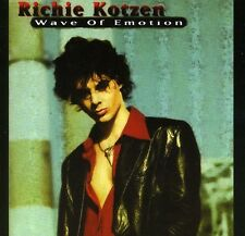 Richie Kotzen - Wave of Emotion [New CD] Argentina - Import