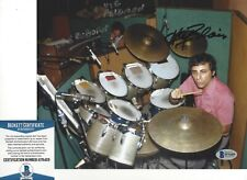 HAL BLAINE STUDIO SESSION DRUMMER SIGNED 8x10 PHOTO BECKETT COA 1 WRECKING CREW