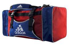 ADIDAS Team GB Borsa Borsone Boxing Arti Marziali Kit Borsa Borsone da palestra Karate Taekwondo