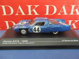 Die cast 1/43 Modellino Auto Alpine Renault A210 24H Le Mans 1966