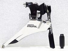 SRAM Rival 22 Yaw Braze-On Front Derailleur with Chain Spotter/Catcher, NIB