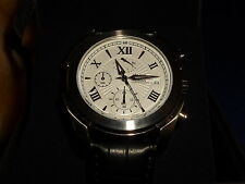 Alba Retrograde Chronograph Quartz Watch