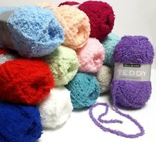 {3,90 ?/100 g} Teddy 50 g von BellaLana Baby Wolle kuschelig weich viele Farben