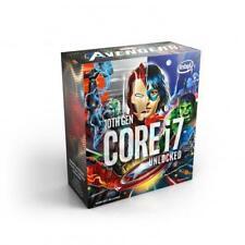 Core i7-10700K Los Vengadores se Caja