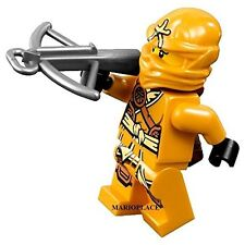LEGO® Ninjago™ Skylor Female Orange Yellow Ninja with Crossbow & Quiver (70746)