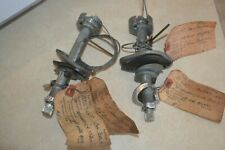 1956 Buick Super & Roadmaster Windsield Wiper Linkages and Chrome Hardware NOS