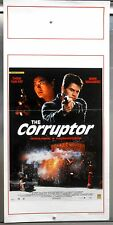 The Corruptor Indagine a Chinatown locandina poster Wahlberg Chow YunFat azione
