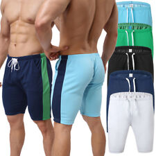 Men Shorts Comfort Casual Pants Sports Middle Shorts Gym Running Yoga Underpants