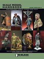 Mr Black Publications Scale Model Handbook:Figure Modelling (19) Paperback Book