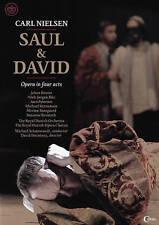 Carl Nielsen: Saul & David (DVD, 2016, Region Free) Usually ships in 12 hours!!!