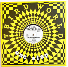 """HEPTONES ~ THIRD WORLD 12"""" 45rpm EP SINGLE ~ DON'T TURN YOUR BACK / SHINING STAR"""