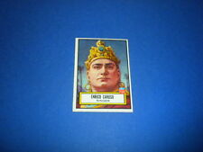 LOOK 'N SEE trading card #91 - ENRICO CARUSO - T.C.G./TOPPS 1952 U.S.A.