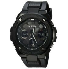 Casio GSTS100G-1B Men's G-Shock Ana-Digi Dial World Time Watch