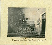 France, Scène Humoristique, l'Automobile ''Au Bon Dieu'&#039