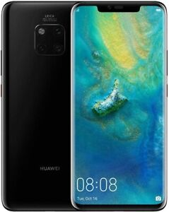Huawei Mate 20 Pro LYA-L09 128GB 4G LTE GSM Unlocked Smartphone AT&T T-Mobile