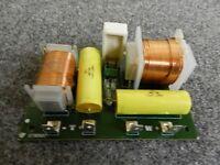 Kenford Frequenzweiche Pro 2/400 2 Wege 400 Watt 8 Ohm 12 dB/Okt. Crossover