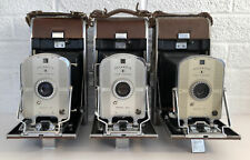 3 Vintage Polaroid Land Camera Model 95 95A 95B Lot Not Tested
