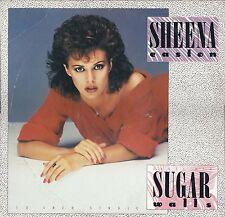 SUGAR WALLS # SHEENA EASTON - Maxi single