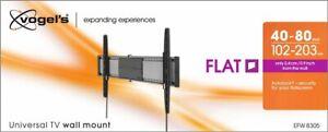 "Vogel's EFW 8305 Fixed TV Wall Mount Bracket (TV Size 40""-80"")"