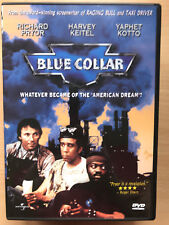 RICHARD PRYOR Azul Cuello 1978 Raro Anchor Bay US Región 1DVD CON EXTRAS