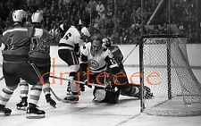 1972 Dick Sarrazin NEW ENGLAND WHALERS - 35mm Hockey Negative