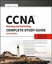 New:CCNA Routing and Switching Complete Study Guide 2ed: Exam 100-105