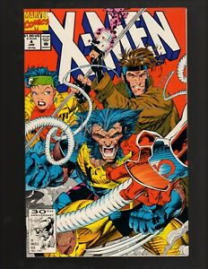 X-MEN #4 Jim Lee *SIGNED* First Appearance of Omega Red -(VF/NM)