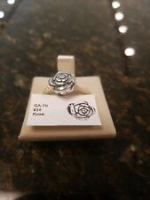 Authentic Chamilia Rose Bead