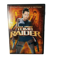 Lara Croft Tomb Raider DVD Movie Special Collectors Edition Rated PG 13