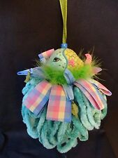 "Kelly Paulk Silvestri ~ Fish Tassel ~ Ornament Decor ~ 6"" ~ NWT"