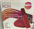 RED Roxi Electric Jukebox Home Music Entertainment Streaming System
