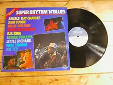 SUPER RHYTHM'N'BLUES LP 33T VINYLE EX COVER VG+ ORIGINAL 1957