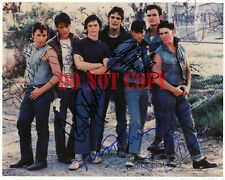 THE OUTSIDERS CAST Autographed 8x10 Signed Photo Reprint