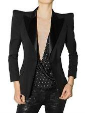 Original Balmain Black Tuxedo Jacket Size 10 ****BRAND NEW WITHOUT TAGS*****