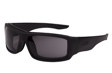 INDIAN MOTORCYCLE MENS SUNGLASSES SEMI PRO BLACK GRAY LENS ATF UVA UVB CE CERT