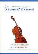 The Infant Paganini - Transkribiert für Cello und Piano