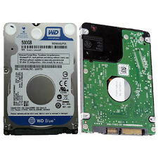"500GB 2.5"" WD5000LPVX 5400 RPM 7mm  SATA Laptop Hard Drive"