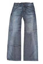 Stonewashed Levi's Damen-Bootcut-Jeans niedriger Bundhöhe (en)